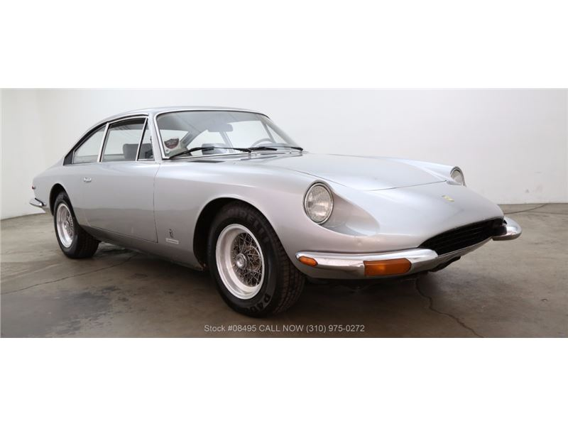 1969 Ferrari 365 GT 2+2 V12 for sale in Los Angeles, California 90063