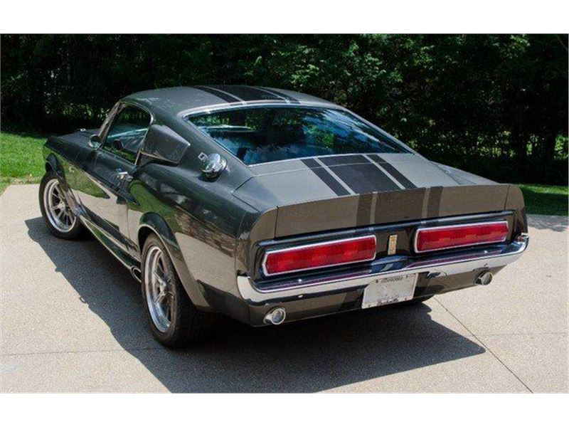 1967 Mustang Eleanor For Sale In Canada