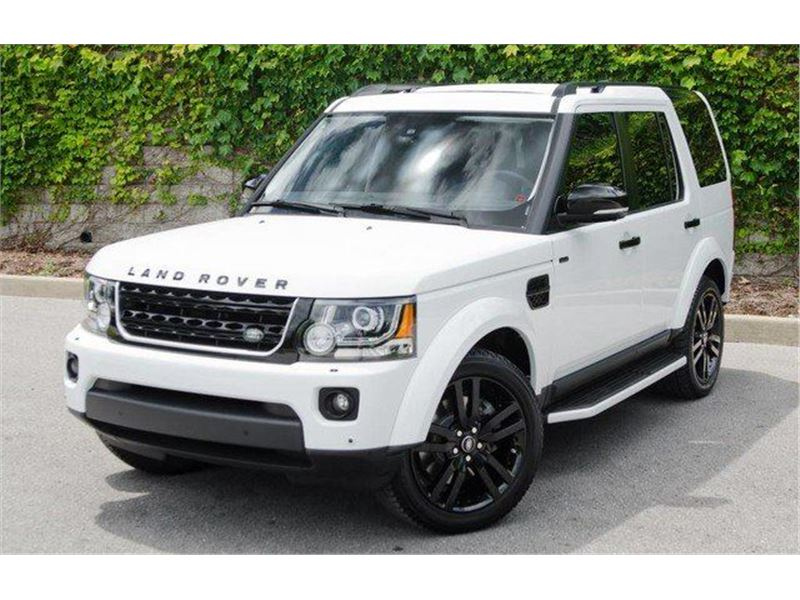 2016 land rover lr4 for sale gc 26293 gocars. Black Bedroom Furniture Sets. Home Design Ideas