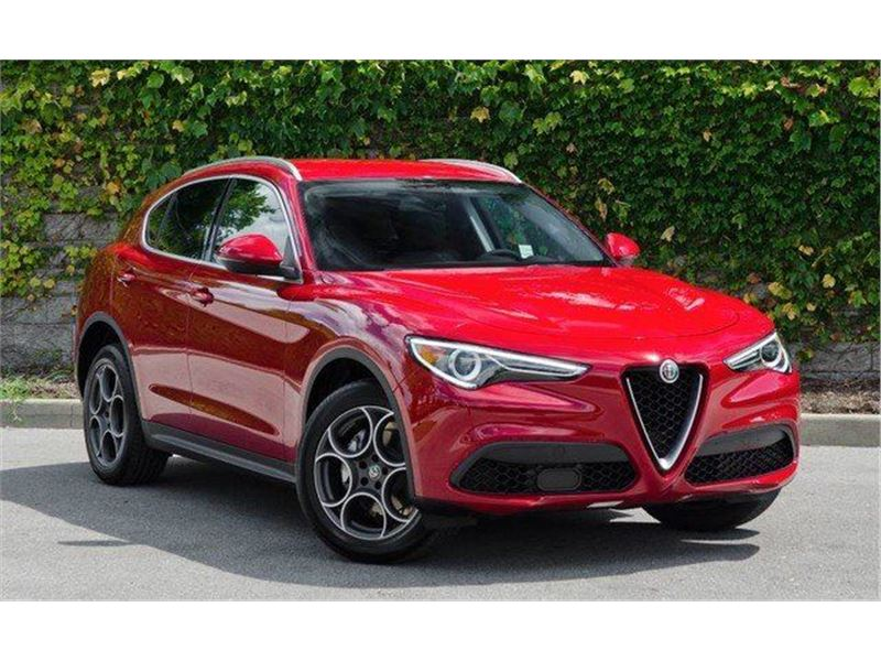 2018 Alfa Romeo Stelvio For Sale Gc 26434 Gocars