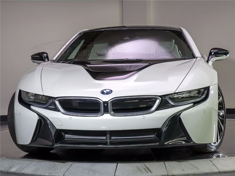 2015 BMW i8 for sale in for sale on GoCars
