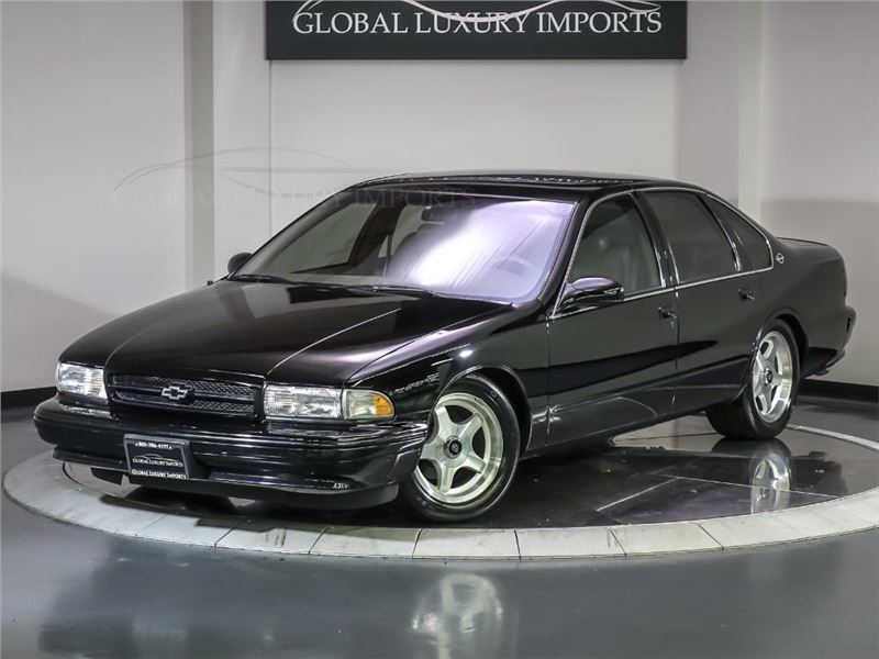 1996 Chevrolet Caprice Classic Impala for sale on GoCars