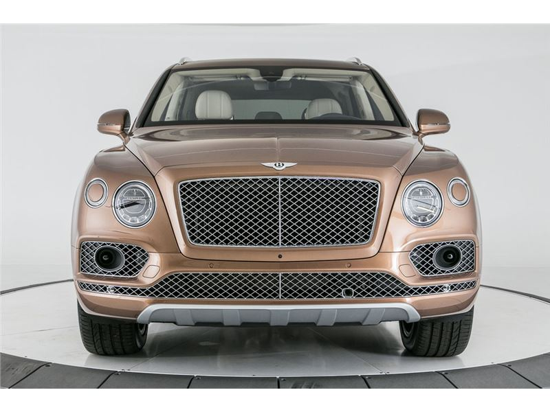 2017 Bentley Bentayga for sale in for sale on GoCars