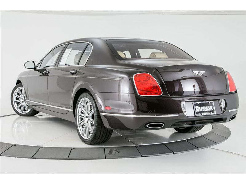 2011 Bentley Continental Flying Spur for sale in for sale on GoCars