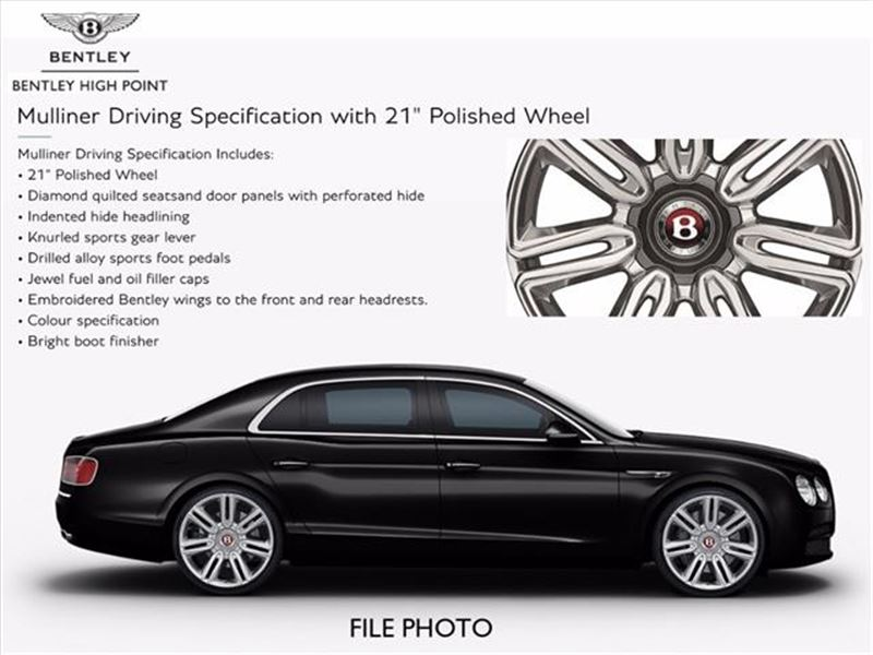 2017 Bentley Flying Spur V8 for sale in for sale on GoCars