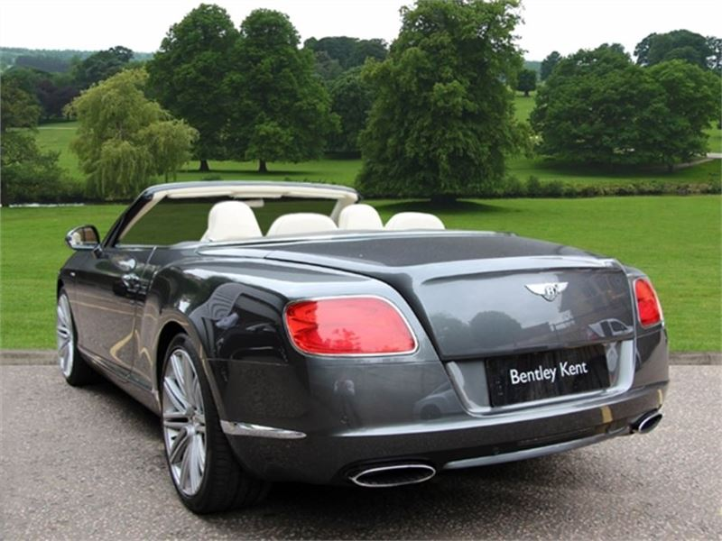 2013 Bentley Continental GTC for sale in for sale on GoCars