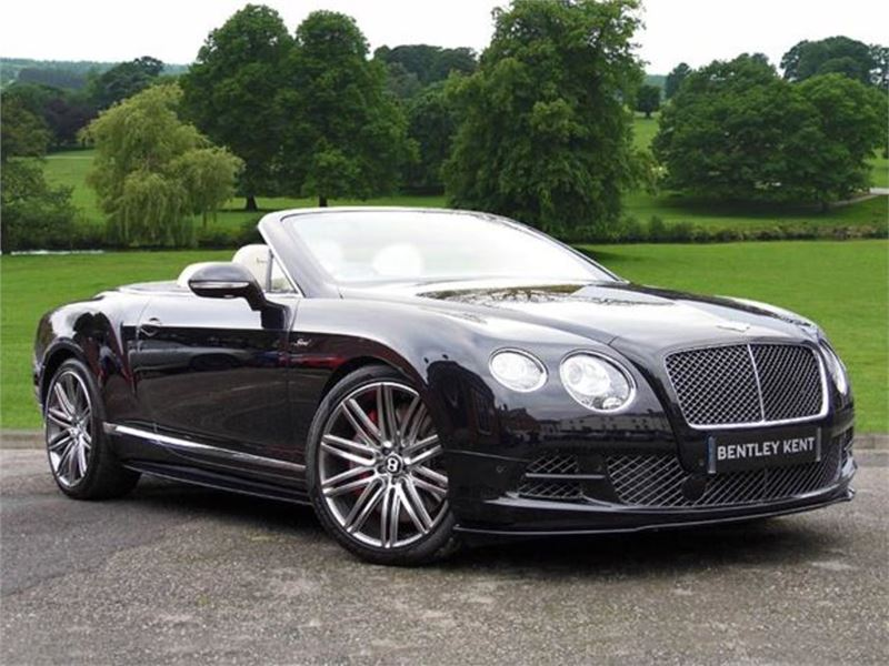 2015 Bentley Continental GTC for sale in for sale on GoCars