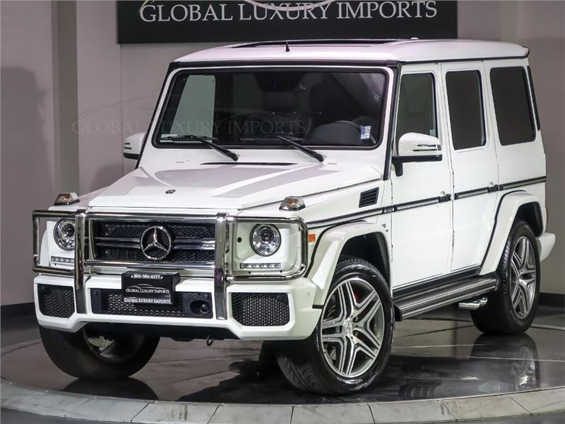 2016 Mercedes-Benz G-Class for sale in for sale on GoCars