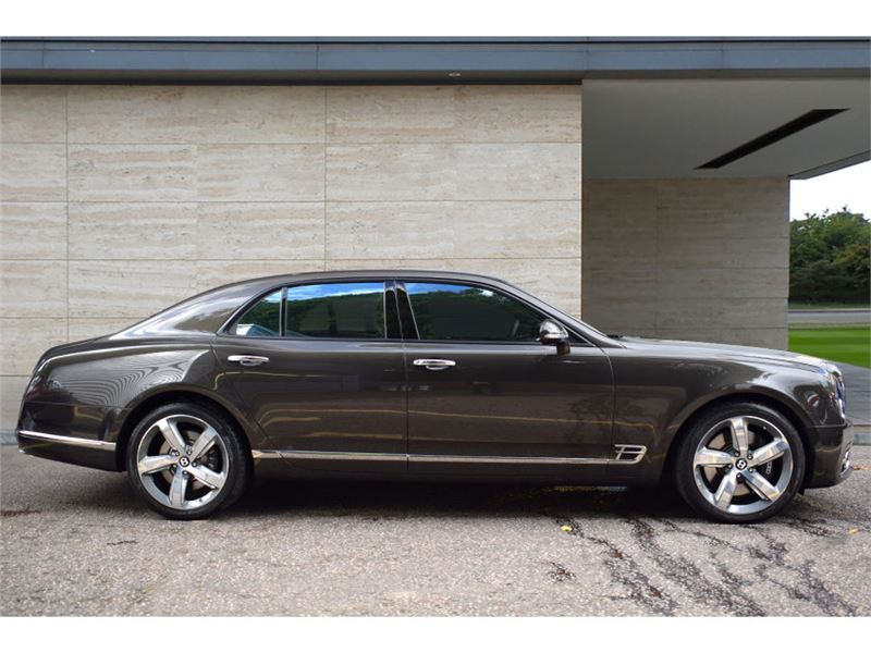 2016 Bentley Mulsanne for sale in for sale on GoCars