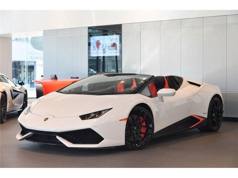 2017 Lamborghini Huracan For Sale Gc 27463 Gocars