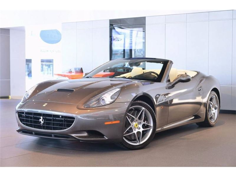 2010 Ferrari California For Sale Gc 27492 Gocars