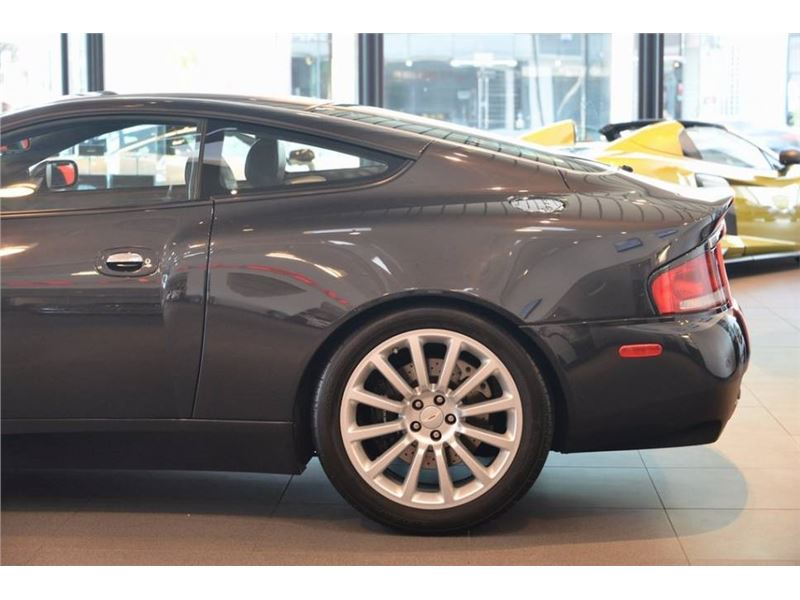 2003 Aston Martin Vanquish for sale in for sale on GoCars