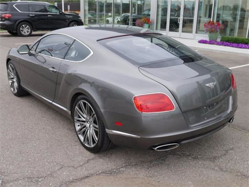 2014 Bentley Continental Gt Speed For Sale Gc 27549 Gocars