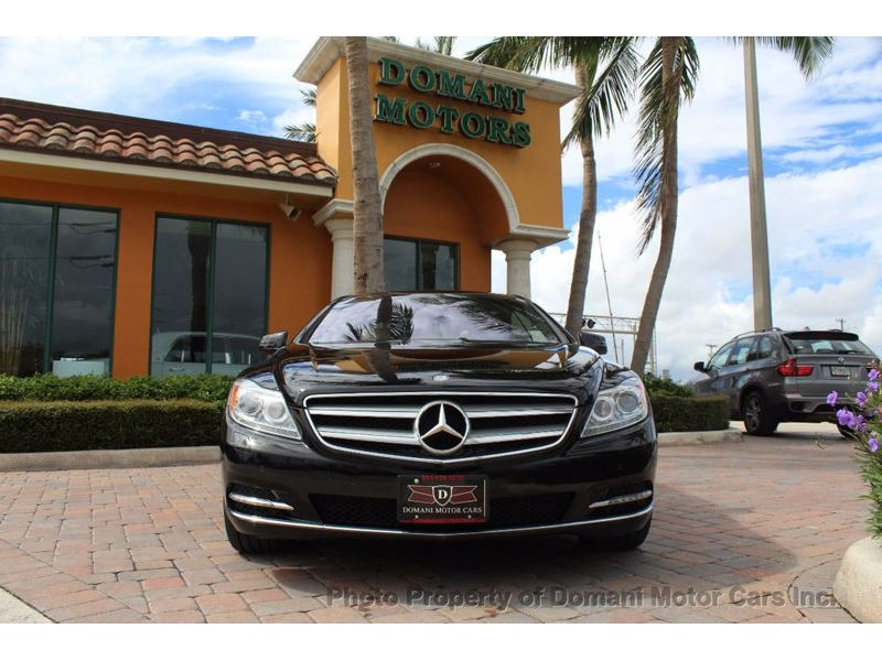 2012 Mercedes-Benz CL-Class for sale in for sale on GoCars