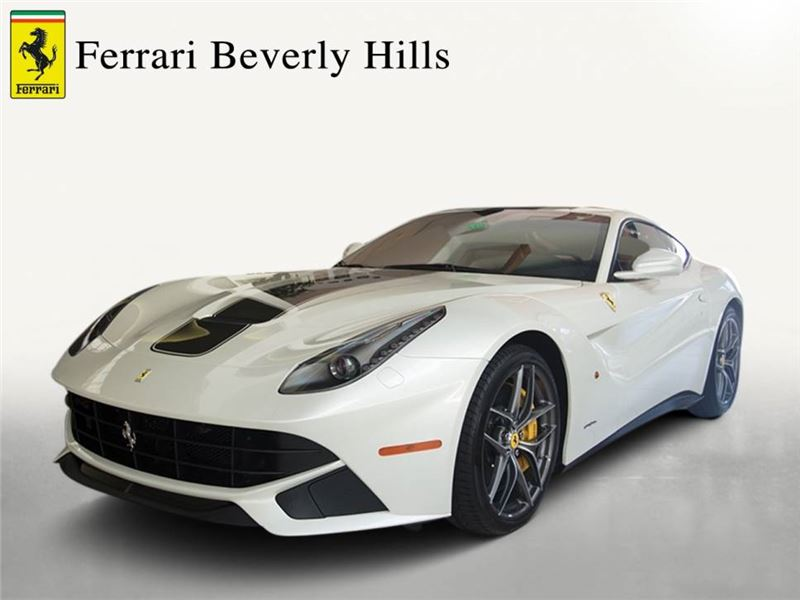 2017 Ferrari F12 Berlinetta for sale in for sale on GoCars