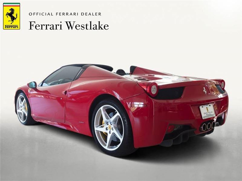 2014 Ferrari 458 Spider For Sale Gc 27699 Gocars