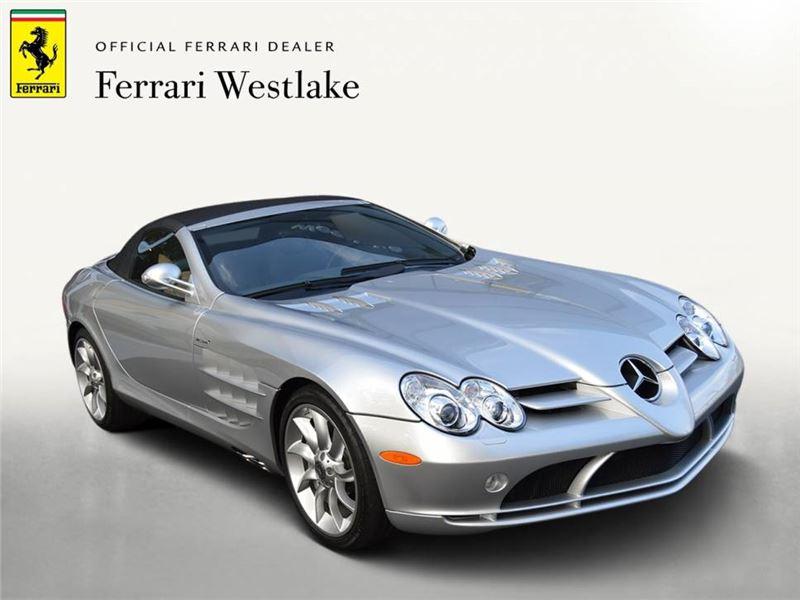 2008 Mercedes-Benz SLR McLaren for sale in for sale on GoCars