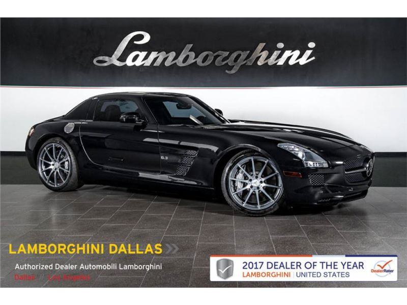 2012 Mercedes-Benz SLS AMG for sale in for sale on GoCars