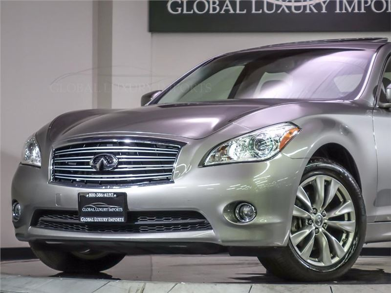 2013 Infiniti M37 for sale in for sale on GoCars