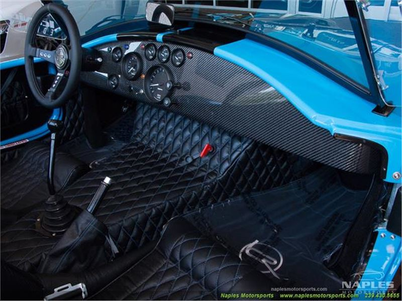 1965 Replica/Kit BackDraft Racing 427 Shelby Cobra Replica for sale in for sale on GoCars