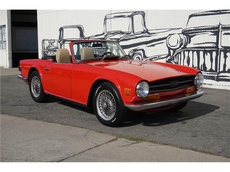 1969 Triumph TR6 For Sale | GC-27842 | GoCars