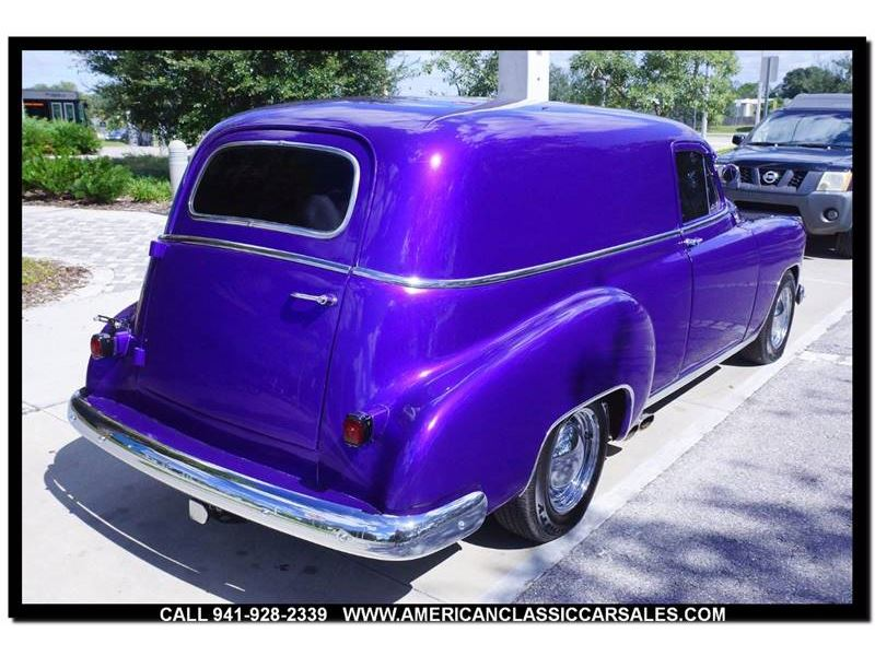 1951 Chevrolet Sedan Delivery for sale in for sale on GoCars