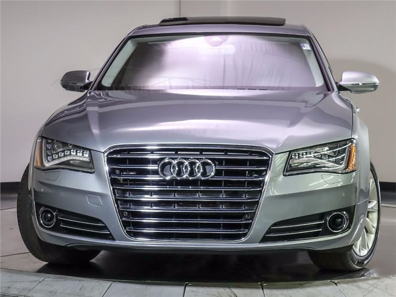 2012 Audi A8 for sale in for sale on GoCars