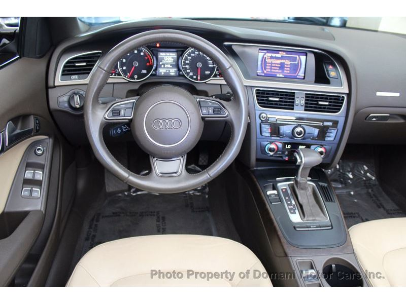 2013 Audi A5 Cabriolet for sale in for sale on GoCars