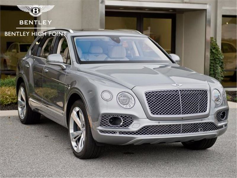 2017 Bentley Bentayga W12 for sale in for sale on GoCars