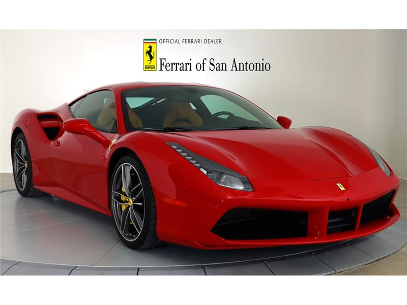 2016 Ferrari 488 Gtb For Sale Gc 27985 Gocars