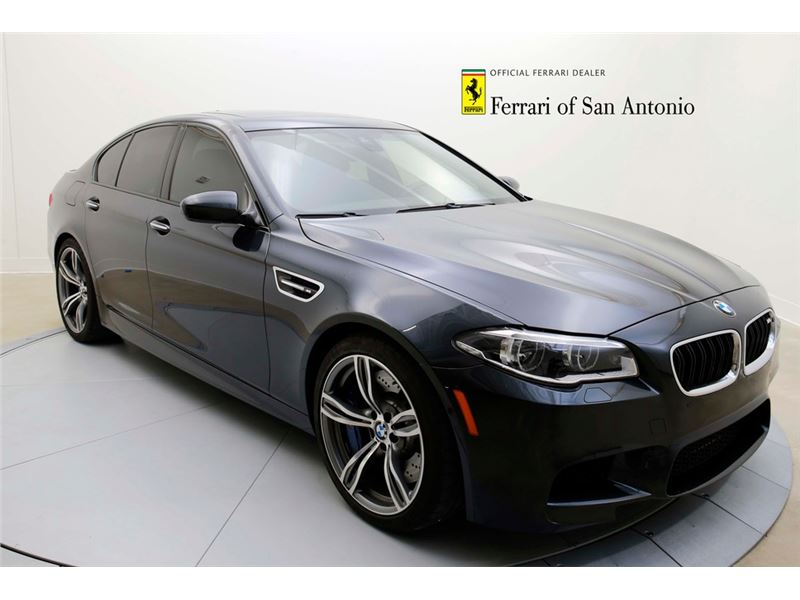 2016 BMW M5 for sale in for sale on GoCars
