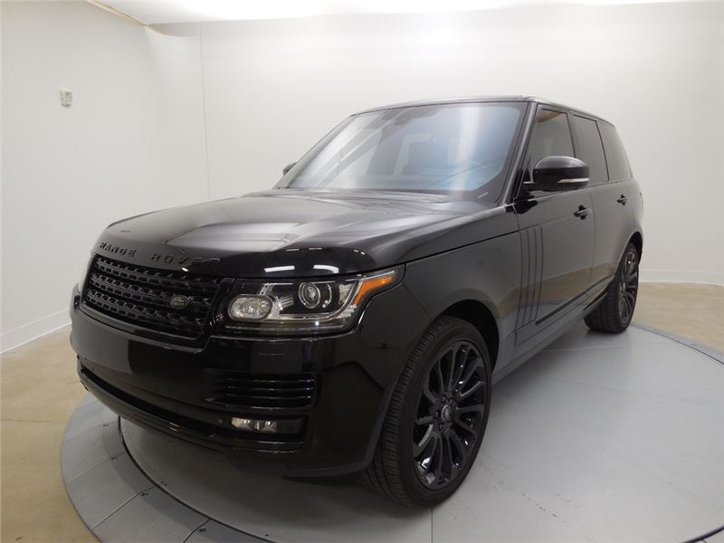 2014 Land Rover Range Rover for sale in for sale on GoCars