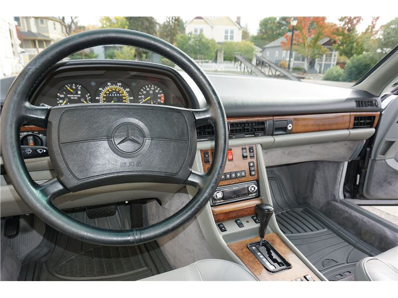 1988 Mercedes-Benz 560SEC for sale in for sale on GoCars
