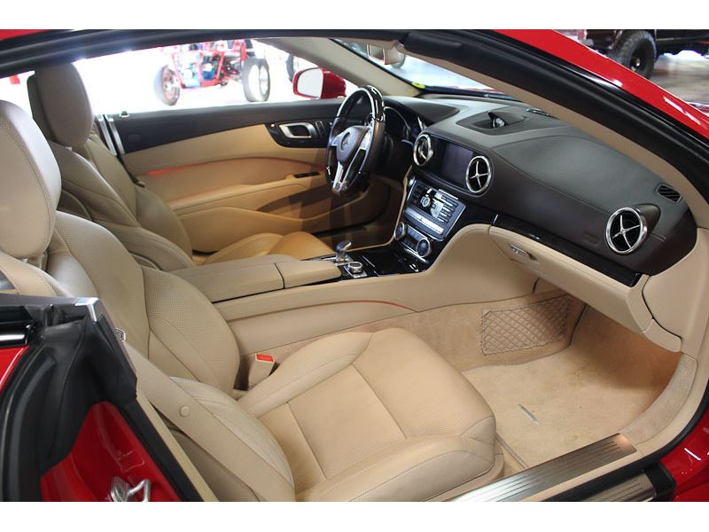 2013 Mercedes-Benz SL 550 for sale in for sale on GoCars