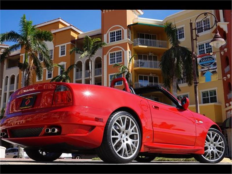 2006 Maserati Gran Sport Spyder for sale in for sale on GoCars