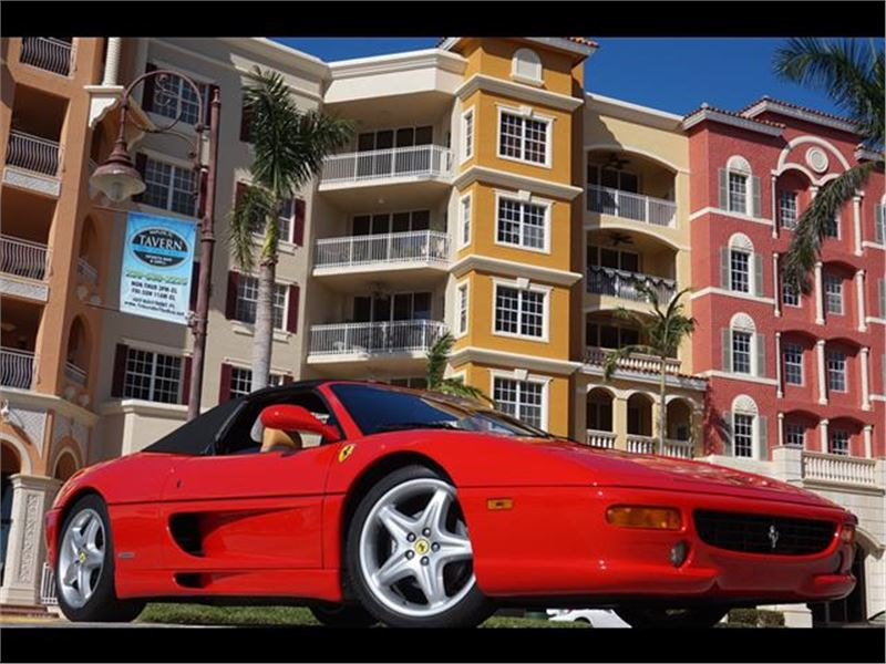 1996 Ferrari F355 SPIDER for sale in for sale on GoCars