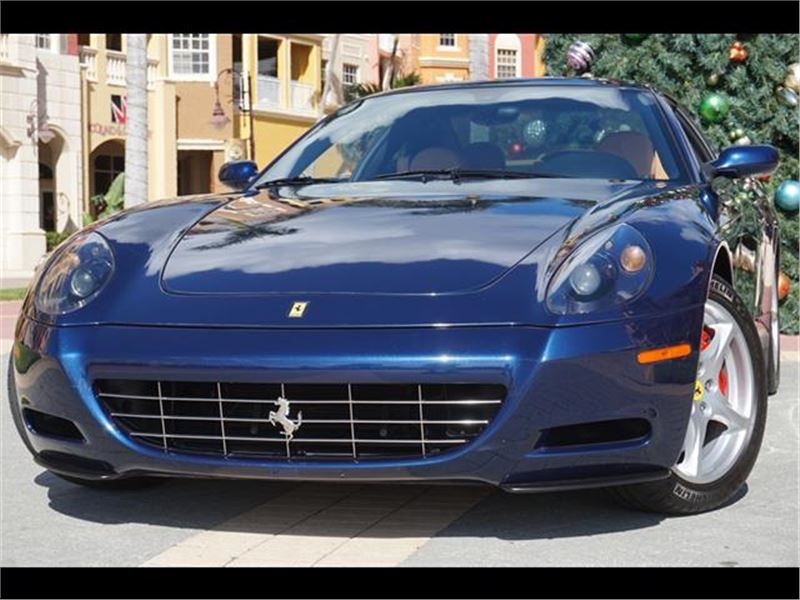 2005 Ferrari 612 Scaglietti for sale in for sale on GoCars