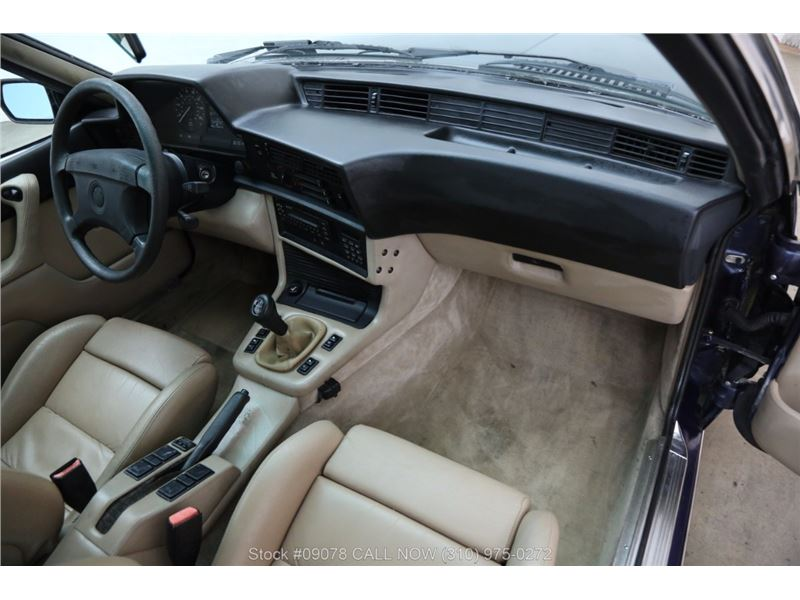 1988 BMW M6 for sale in for sale on GoCars