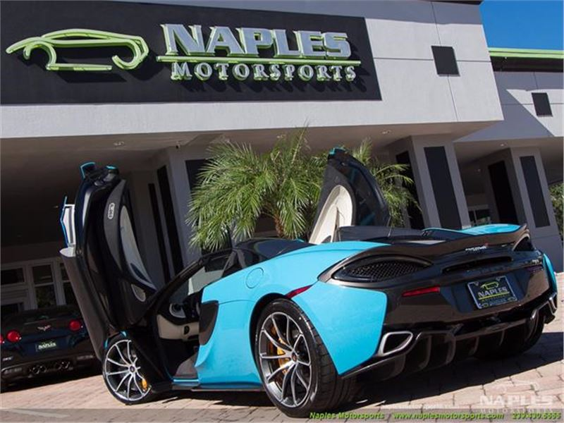 2018 McLaren 570S Spider for sale in for sale on GoCars