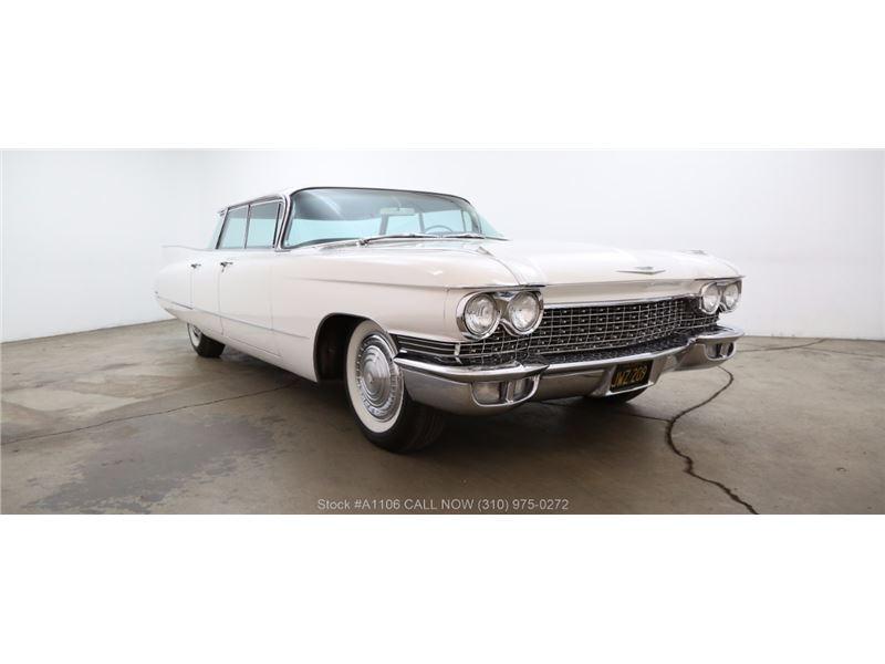 1960 Cadillac Sedan DeVille for sale on GoCars