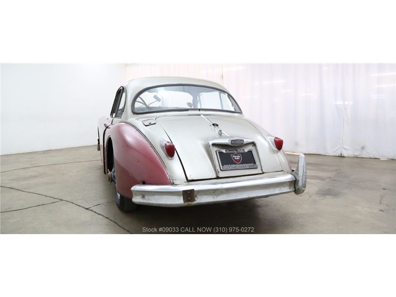 1959 Jaguar XK150 Fixed Head Coupe for sale in for sale on GoCars
