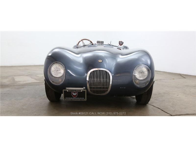 1954 Jaguar C Type Replica for sale on GoCars
