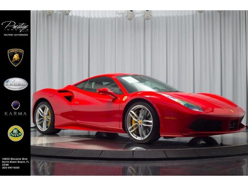 2016 Ferrari 488 GTB for sale in for sale on GoCars