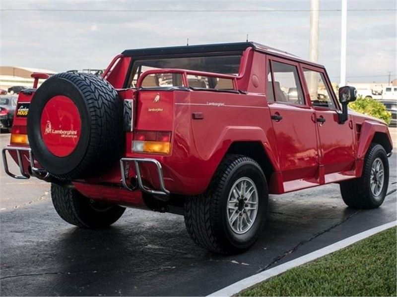1990 Lamborghini LM002 for sale in for sale on GoCars