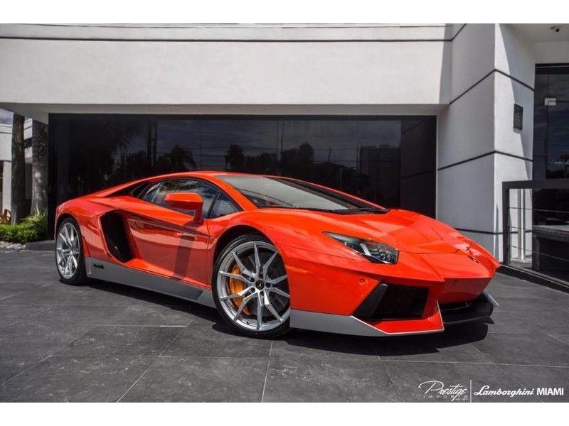2017 Lamborghini Aventador For Sale Gc 28221 Gocars