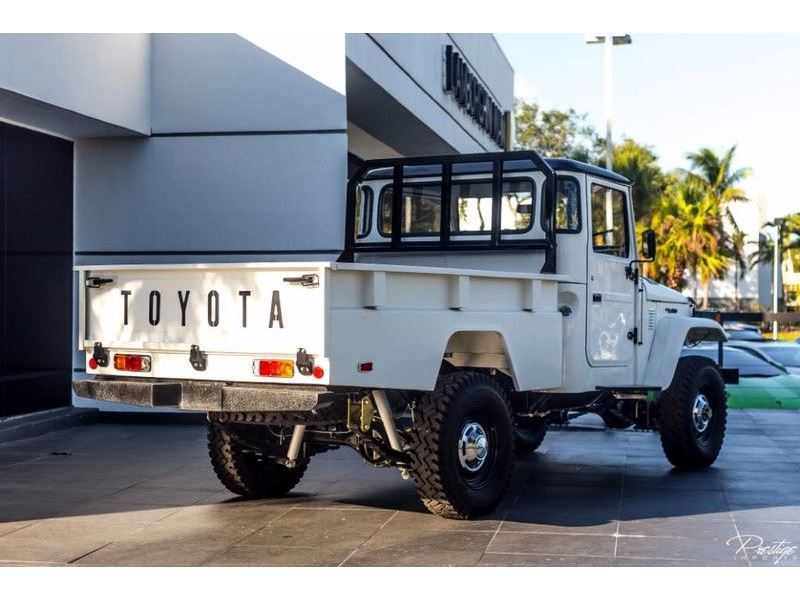 1986 Toyota FJ45 for sale on GoCars