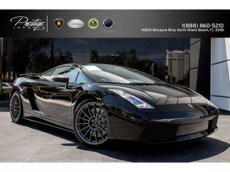 2008 Lamborghini Gallardo Superleggera For Sale Gc 28249 Gocars