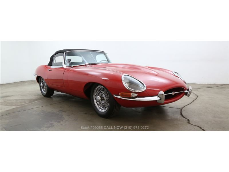 1961 Jaguar XKE Roadster for sale in for sale on GoCars