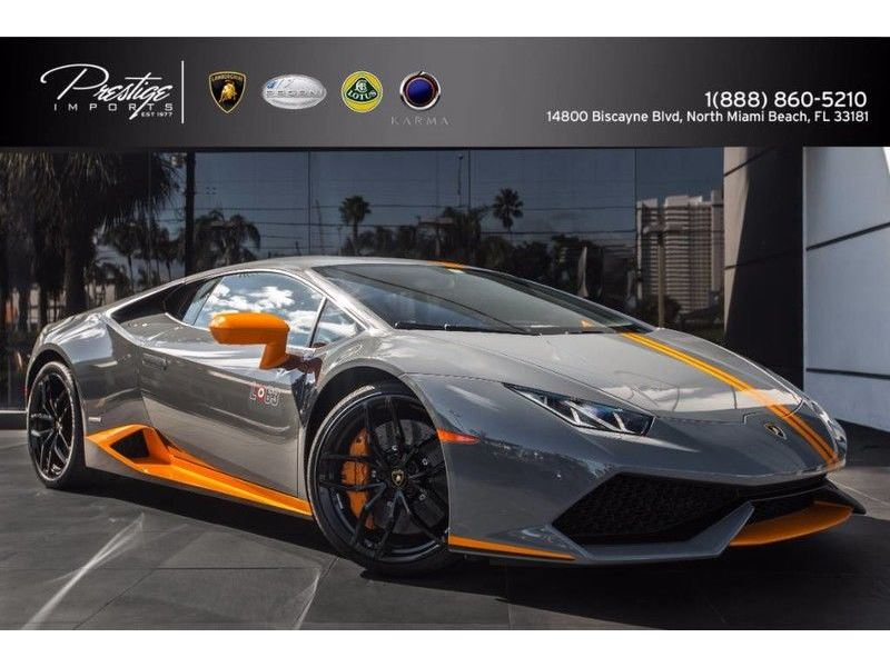 2017 Lamborghini Huracan Avio Limited Edition For Sale Gc 28257