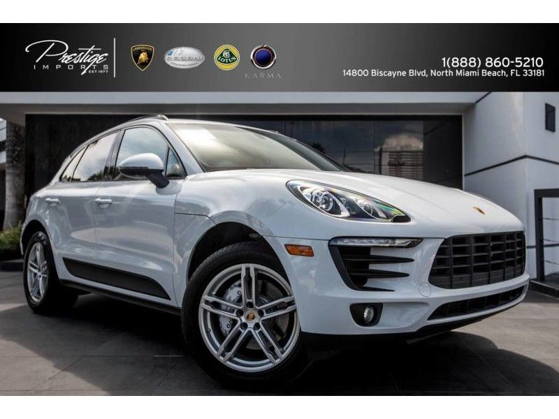 2016 Porsche Macan for sale in for sale on GoCars